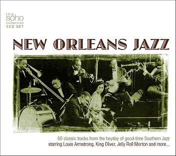 Various - New Orleans Jazz (3CD) - CD