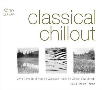 Various - Classical Chillout (3CD) - CD