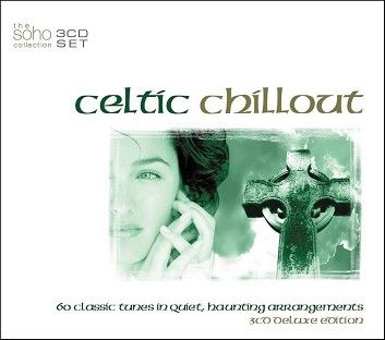 Various - Celtic Chillout (3CD) - CD