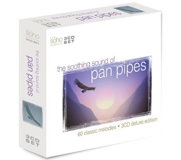 Various - The Soothing Sound Of Pan Pipes (3CD) - CD