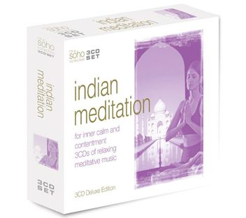 Various - Indian Meditation (3CD) - CD