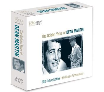 Dean Martin - The Golden Years Of Dean Martin (3CD) - CD