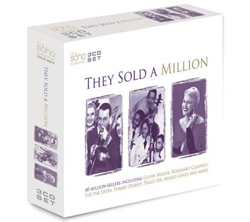 Various - They Sold A Million (3CD) - CD