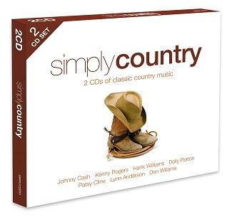 Various - Simply Country (2CD) - CD
