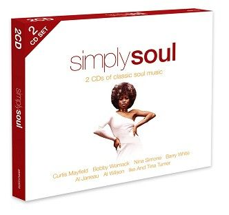Various - Simply Soul (2CD) - CD