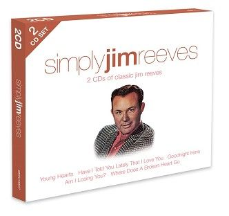 Jim Reeves - Simply Jim Reeves (2CD) - CD