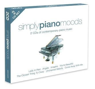 Various - Simply Piano Moods (2CD) - CD
