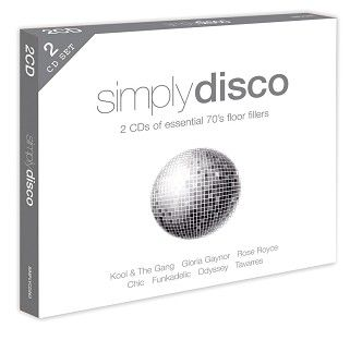 Various - Simply Disco (2CD) - CD