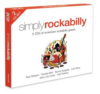 Various - Simply Rockabilly (2CD) - CD