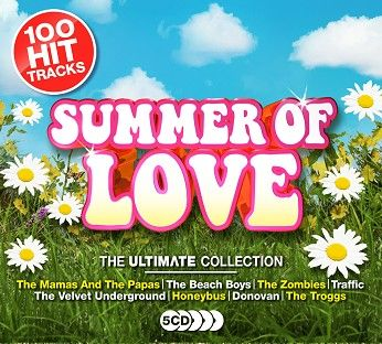 Various - Ultimate Summer Of Love (5CD) - CD