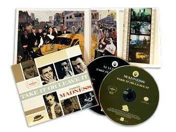 Madness - Take It Or Leave It (CD+DVD) - CD