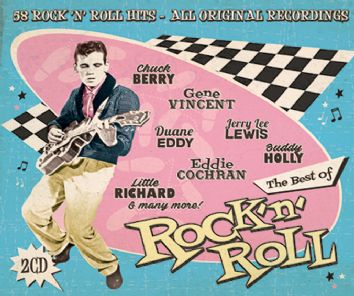 Various Artists - The Best Of Rock 'n' Roll (2CD) - CD