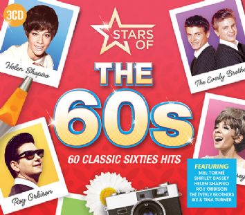 Various - Stars Of 60s - CD
