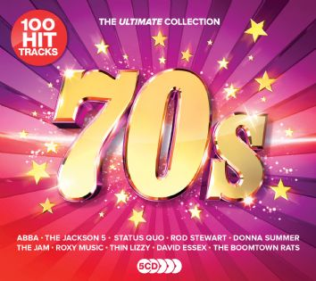 Various - Ultimate 70s - CD