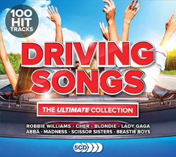 Various Artists - Ultimate Driving Songs - CD