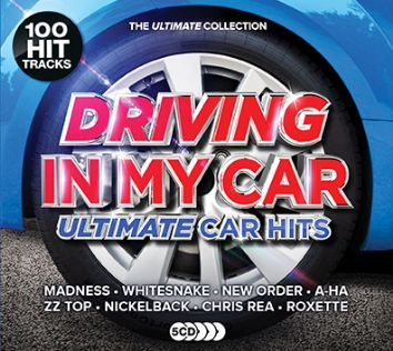 Various - Driving In My Car - Ultimate Car Anthems - CD
