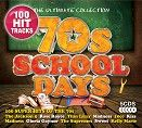 Various - 70s Schooldays - The Ultimate Collection (5CD) - CD