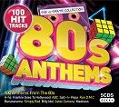 Various - 80s Anthems - The Ultimate Collection (5CD) - CD