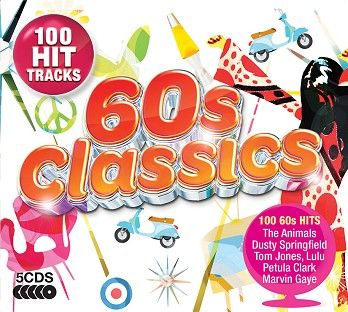 Various - 60s Classics - The Ultimate Collection (5CD) - CD