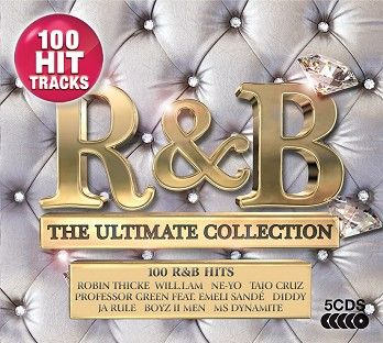 Various - R&B - The Ultimate Collection (5CD) - CD