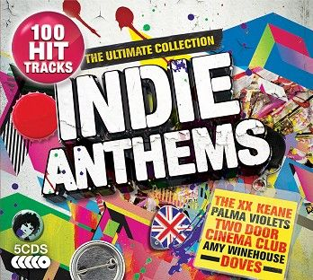 Various - Indie Anthems - The Ultimate Collection (5CD) - CD