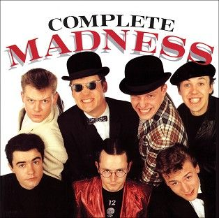 Madness - Complete Madness (CD / Download) - CD
