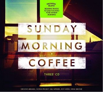 Various - Sunday Morning Coffee (3CD) - CD