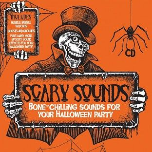 Various - Scary Sounds (CD) - CD
