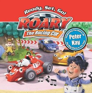 Various - Roary The Racing Car (1CD) - CD