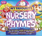 Various - My Favourite Nursery Rhymes (3CD / Download)