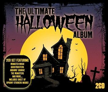 Various - The Ultimate Halloween Party (2CD) - CD