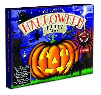 Various - The Complete Halloween Party Album - Sound & Light (2CD) - CD