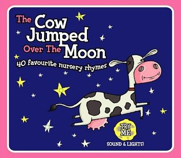 Various - The Cow Jumped Over The Moon (CD) - CD