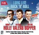 Buddy Holly, Ritchie Valens, The  Big Bopper - My Kind Of Music - Long Live Rock N Roll (2CD / Download)