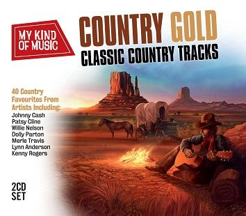 Various - My Kind Of Music - Country Gold (2CD) - CD
