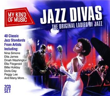Various - My Kind Of Music - The Original Jazz Divas (2CD) - CD