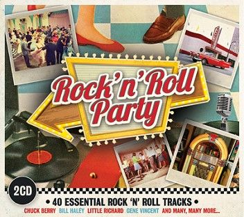 Various - Rock n Roll Party (2CD) - CD