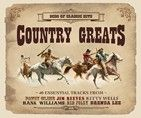 Various - Country Greats (2CD)