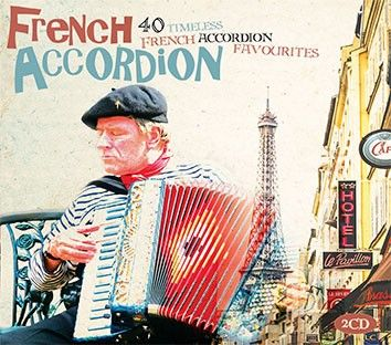 Various - French Accordion (2CD / Download) - CD