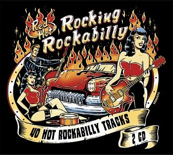 Various - Red Hot Rockin Rockabilly (2CD) - CD