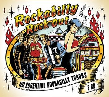 Various - Rockabilly Rock Out (2CD) - CD
