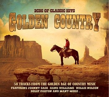 Various - Golden Country (2CD) - CD