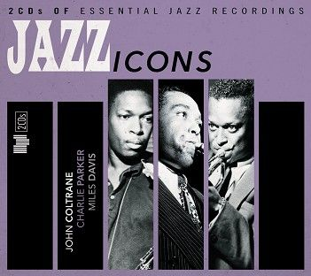 Various - Jazz Icons (2CD) - CD
