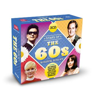 Various - Stars Of The 60s (3CD) - CD