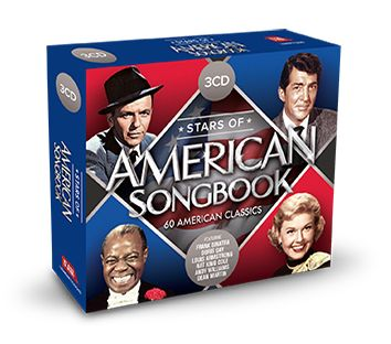 Various - Stars Of American Songbook (3CD) - CD
