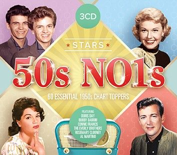 Various - 50s No.1s (3CD) - CD