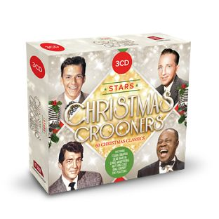 Various - Stars Christmas Crooners (3CD) - CD