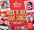 Various - Stars Of Rock 'n' Roll Love Songs (3CD)
