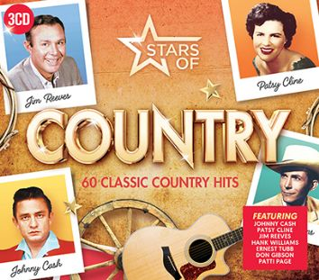 Various - Stars Of Country (3CD) - CD