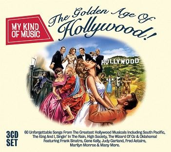 Various - My Kind Of Music - The Golden Age Of Hollywood (3CD) - CD